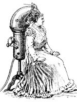 Geschichte der Haartrockner